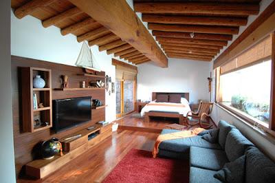 Podio residencia valle de bravo por arquitectum for Casas en valle de bravo