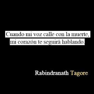 frases de Rabindranath Tagore
