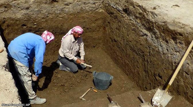 Komplek Kelahiran Nabi Ibrahim