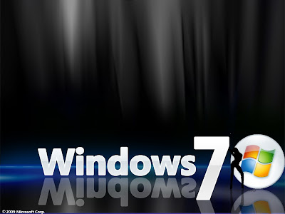 Windows 7 Simple Background