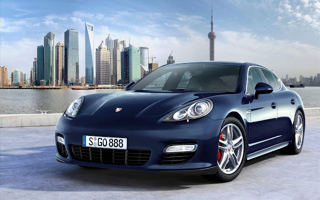 Porsche Panemara City View
