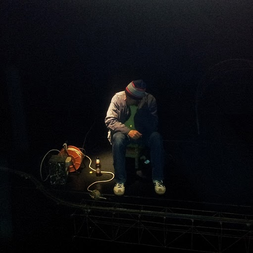 """Teatri Invisibili 2013. La mia nota per """"Incapaci"""" di Michele Bia."""