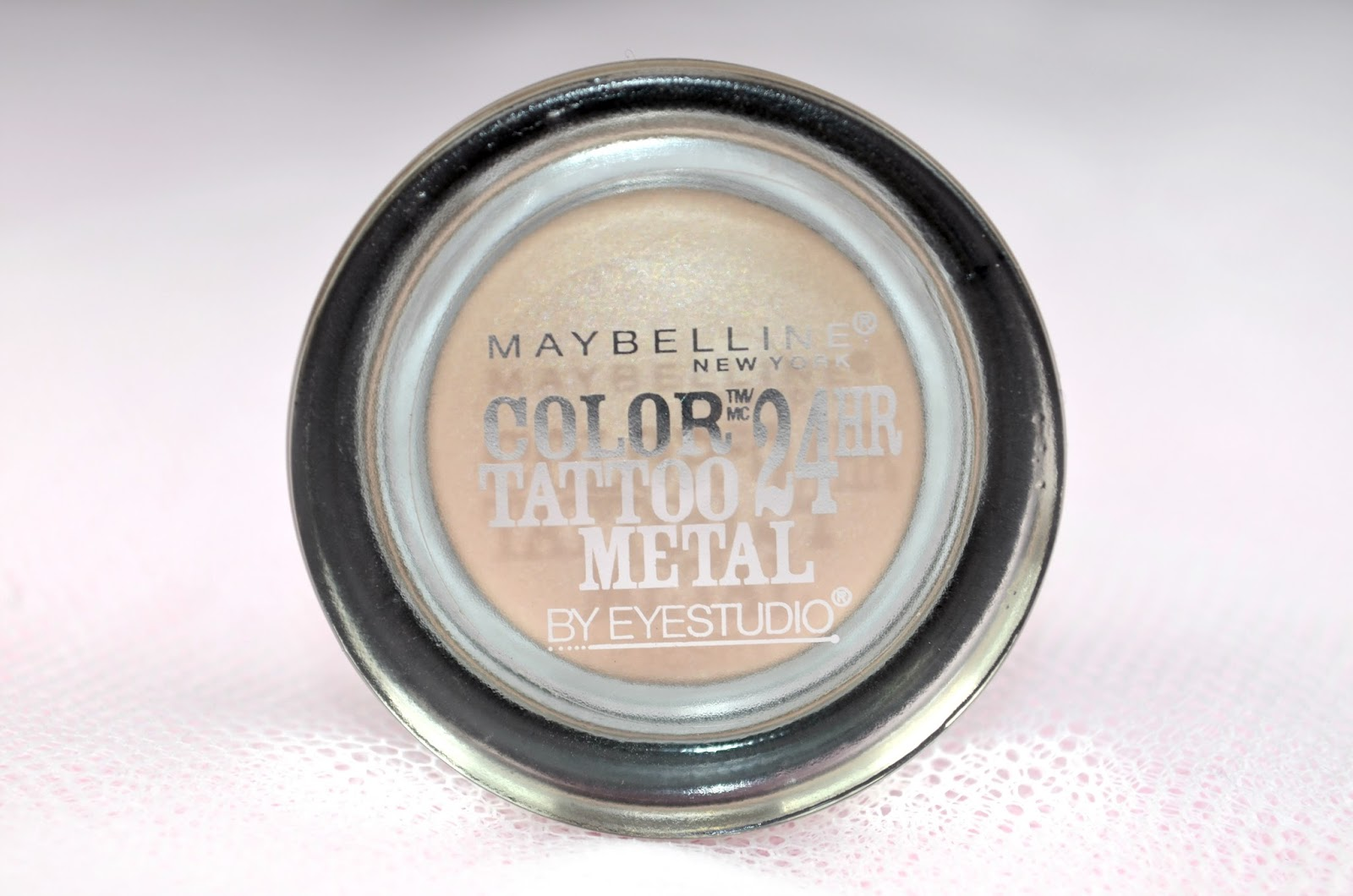 Maybelline 24hr metal color tattoo barely branded for Maybelline color tattoo barely branded