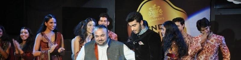 Arjun Kapoor Walks On Ramp Unseen Pics