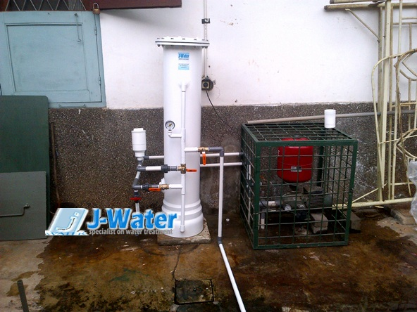 Filter Air Sumur / Tanah Terbaik