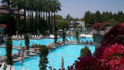 Manchester Grand Hyatt, San Diego, CA www.thebrighterwriter.blogspot.com #California