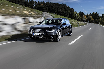Préparation : Audi RS4 Avant B8 by ABT