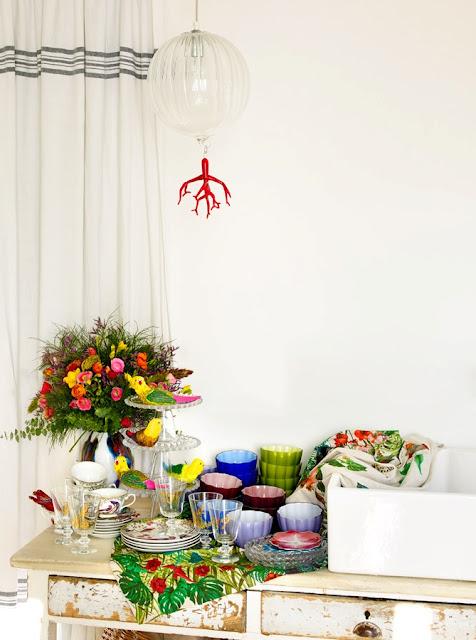 Explosión de color en la nueva colección de Zara Home