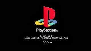 Game PS1 ( Logo PS1 )