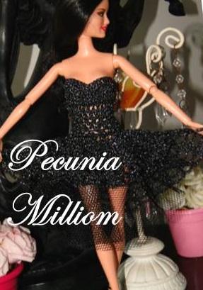 Barbie Cisne Negro por Pecunia MM