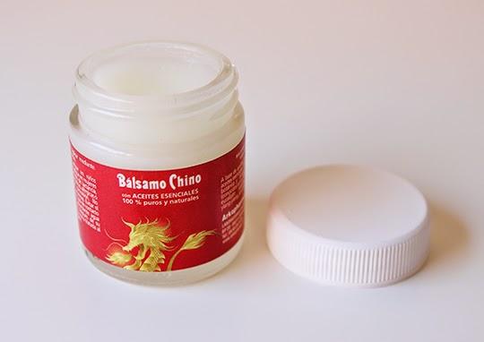 Bálsamo chino con aceites esenciales de Arkopharma