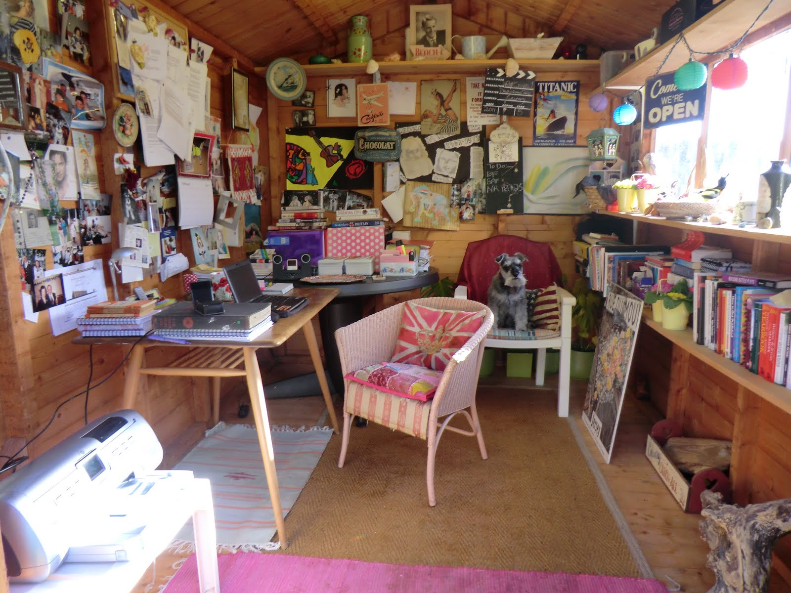 Debs Daydreams In The Plotting Shed Shed Of The Year 2011