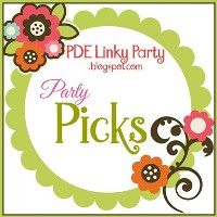 Party Pick at PDE Linky Party