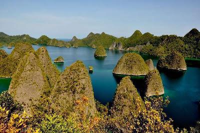 Tempat Indah Untuk Bulan Madu di Indonesia
