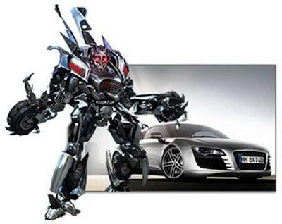 foto Mobil-Mobil Keren Yang Ada Di Film Transformer II