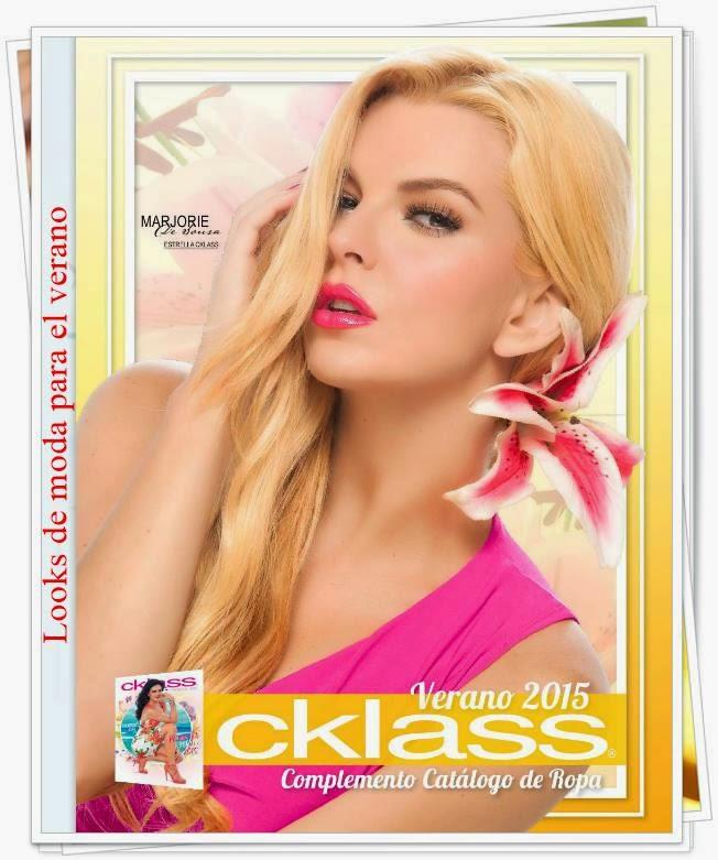 Nuevo Catalogo Cklass Verano 2015