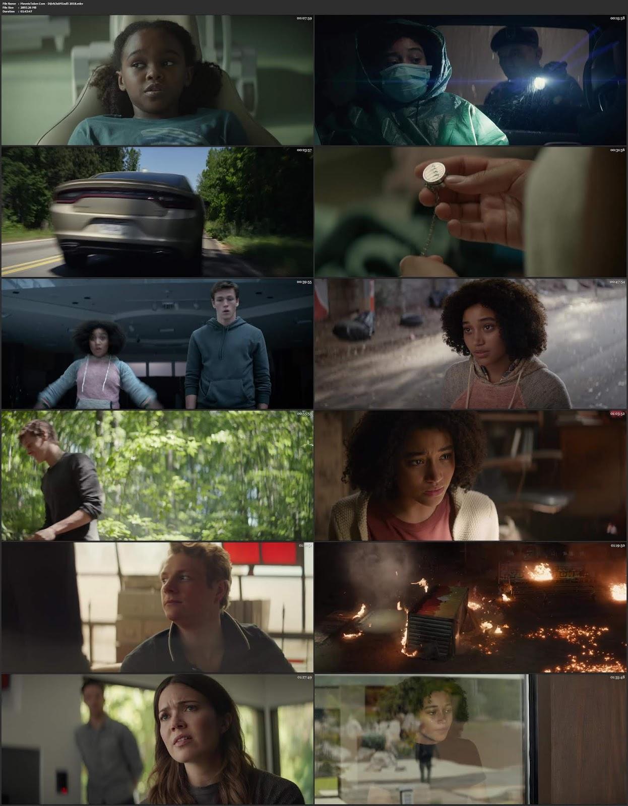 The Darkest Minds 2018 English Full Movie BluRay 720p