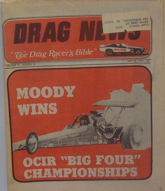 NHRA Drag Racing News
