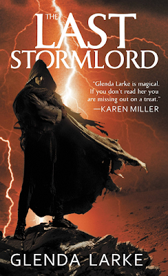 The Last Stormlord (Watergivers: Book 1) by Glenda Larke
