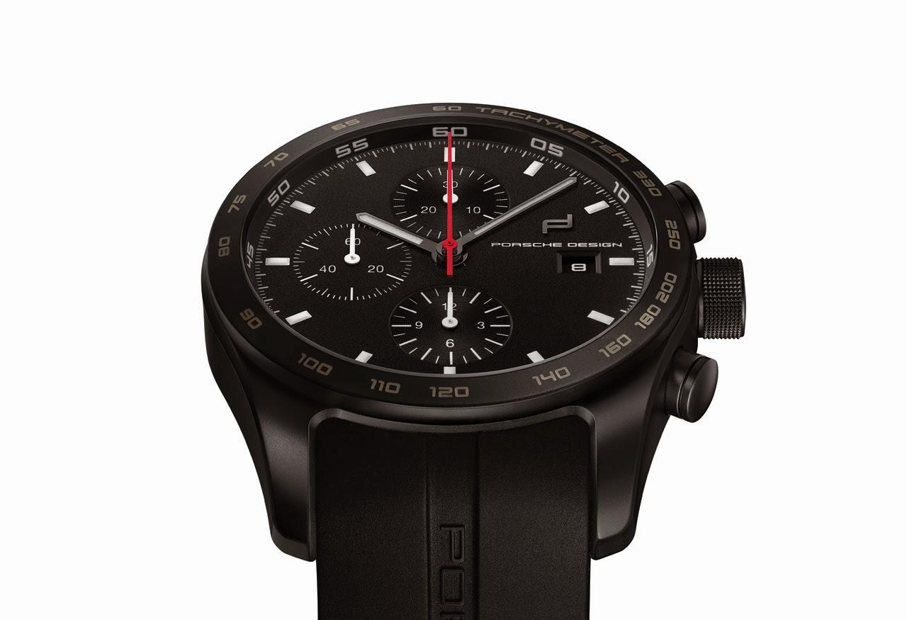 Porsche Design - Timepiece No.1 and Chronograph Titanium LE