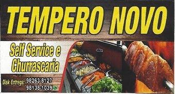 TEMPERO NOVO