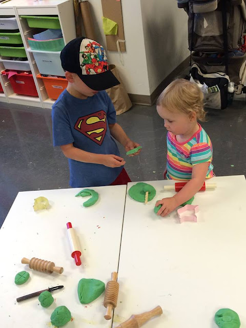 play doh, fun, create, art hive, kids