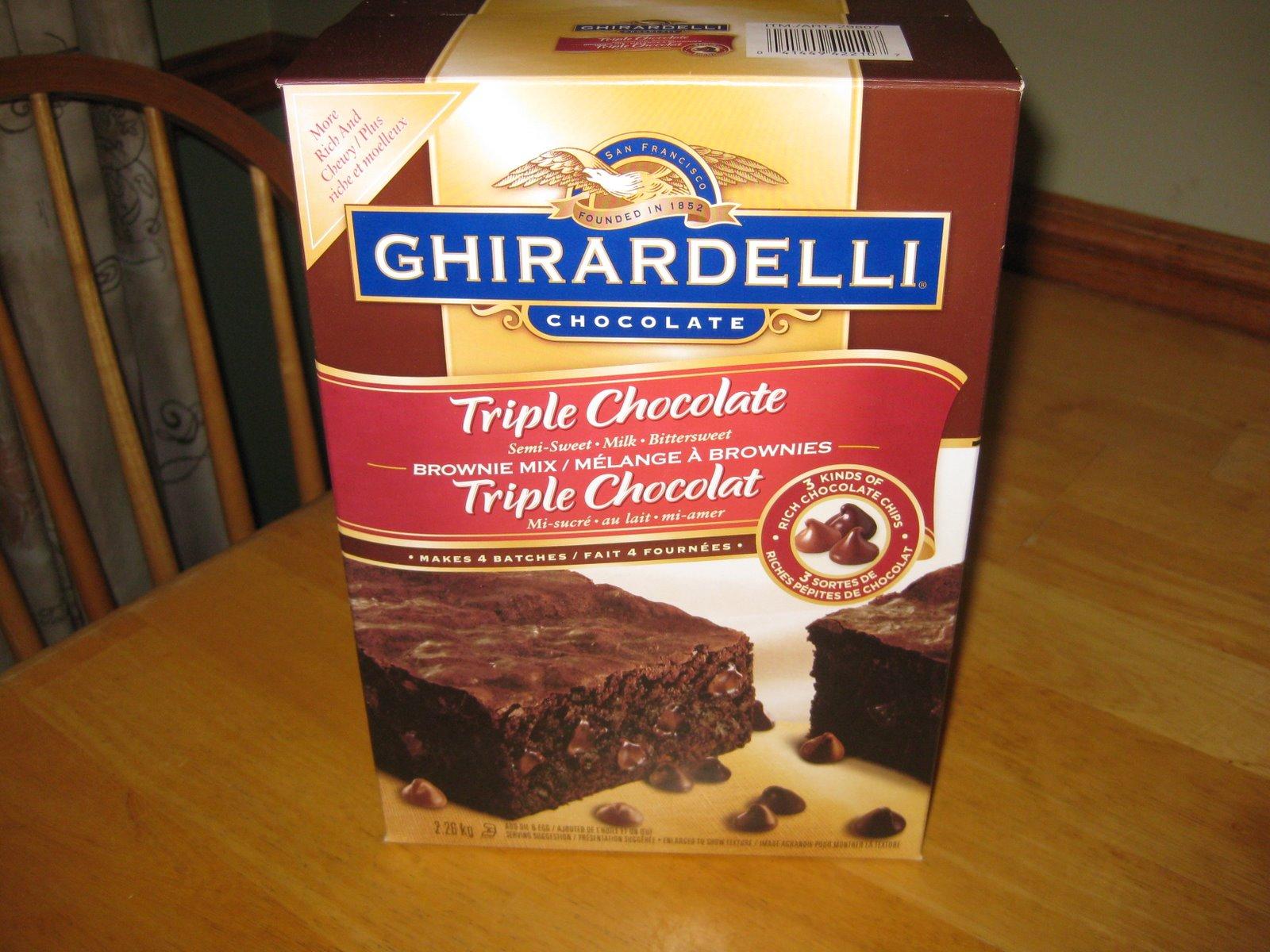 Costco Ghirardelli Chocolate Chips