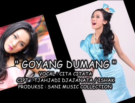 Free Download Lagu Goyang Dumang MP3 Cita Citata