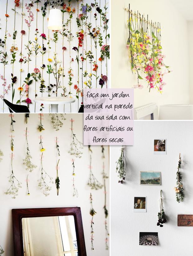 Decoração estampa Floral