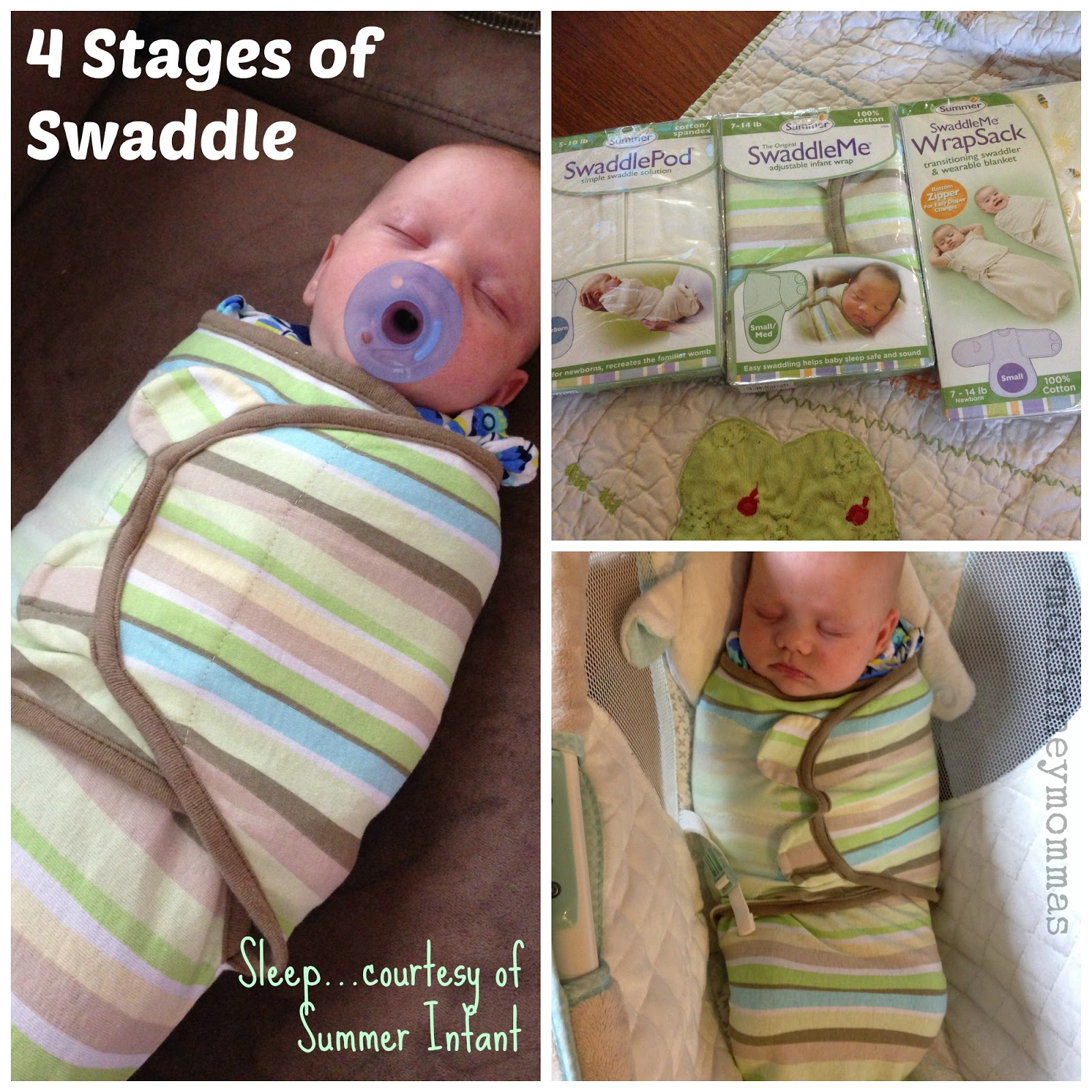 Wearable Blanket Summer Infant