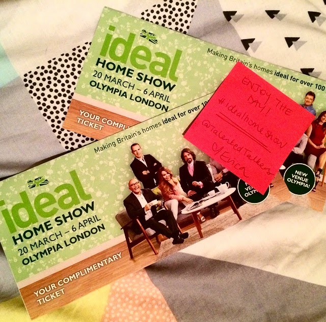 Ideal Home Show 2015 - Bearded Couture