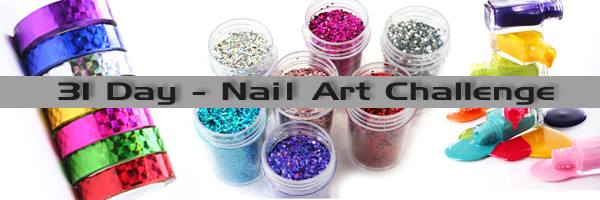 31 Days Nail Art Challenge