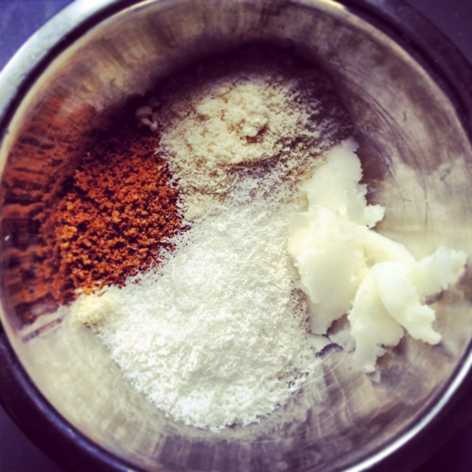 Coconut Sugar, Coconut Flour, Coconut Oil And Desiccated Coconut Image