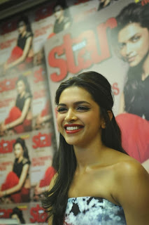 Actress Deepika Padukone Latest Pictures at Starweek Magazine Diwali Special Edition Launch 0001.jpg