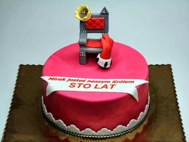 Birthday Cake for King - London