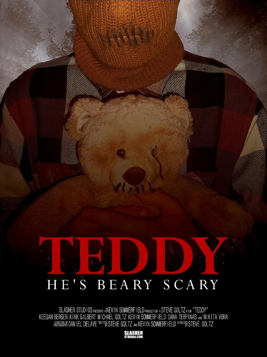 Tedwood\'s Trash and Treasure: A Beary Scary Teddy Bear Movie