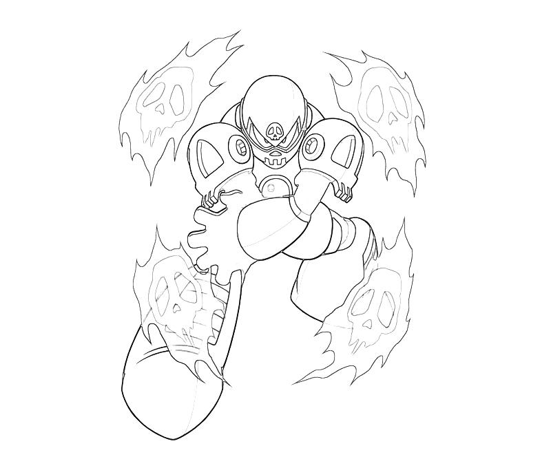 printable-skull-man-character_coloring-pages-2