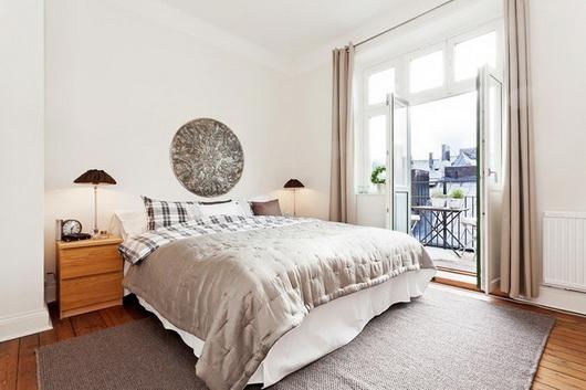 Hermosa Dormitorios Colores Claros Elaboración - Ideas para el hogar ...