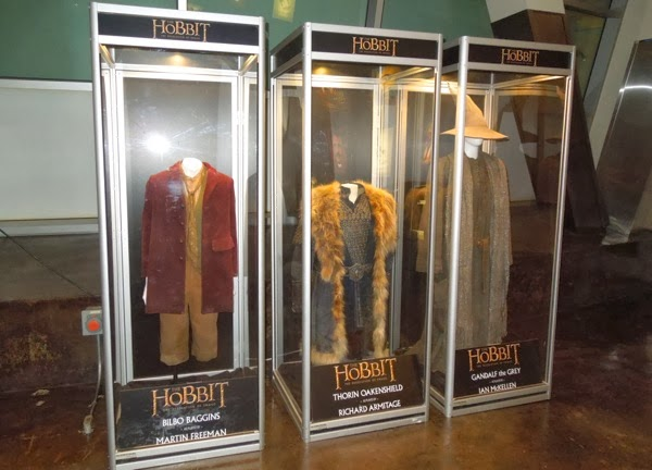 Original Hobbit Desolation of Smaug movie costumes