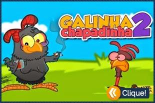 A Galinha chapadinha - Volume