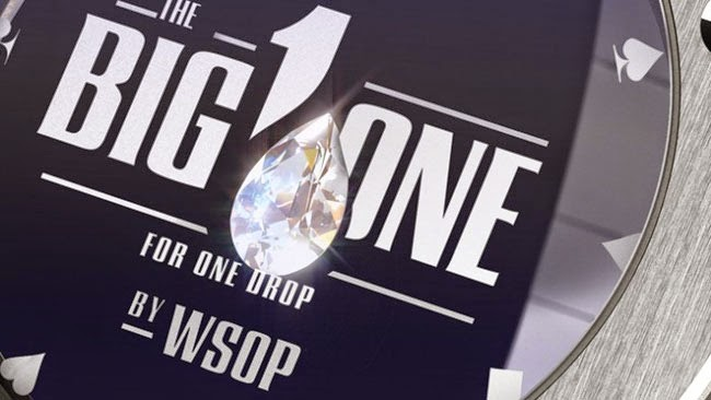 Big One For One Drop WSOP 2014