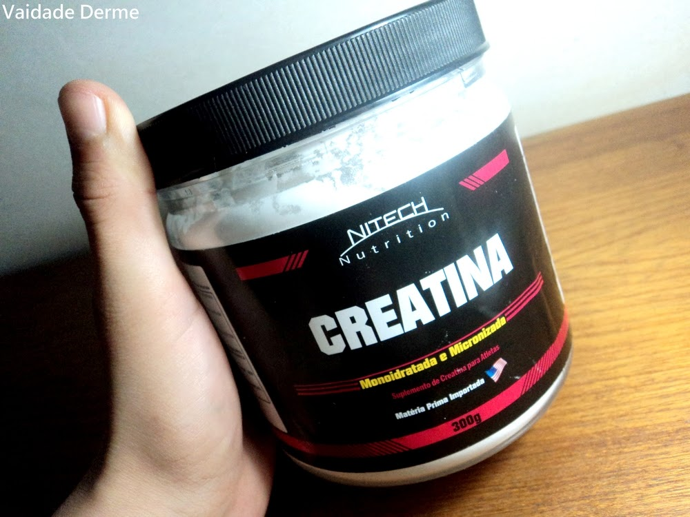 Creatina Monohidratada Nitech Nutrition