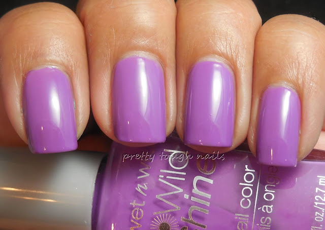 Wet n' Wild Who Is Ultra Violet?