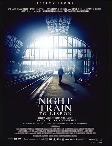Night Train to Lisbon (Tren de noche a Lisboa) (2013)