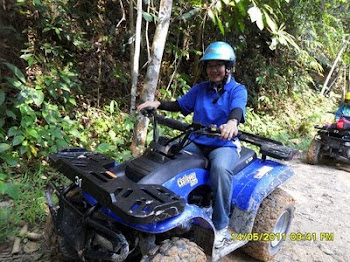 ATV ride 14.05.2011