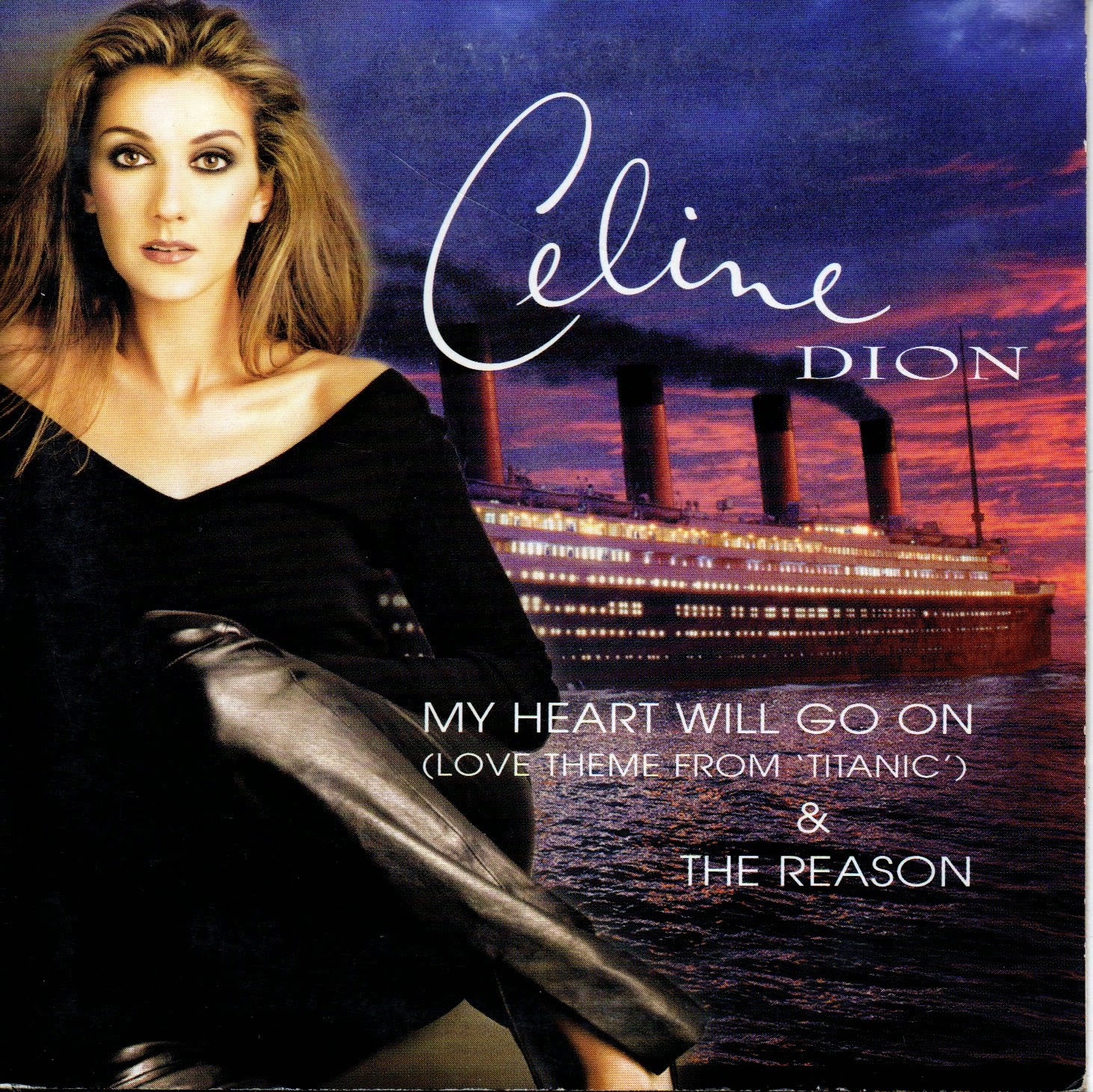 Celine Dion - My Heart Will Go On - TheLiriks