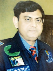 Bharat Scouts Award for KK Khandelwal