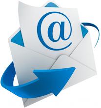Contatos por e-mail