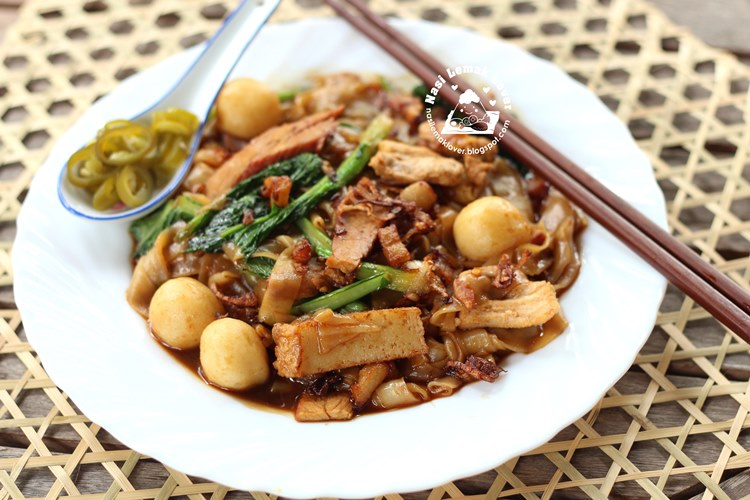 ... fried noodles char kuey teow penang fried flat noodles recipes