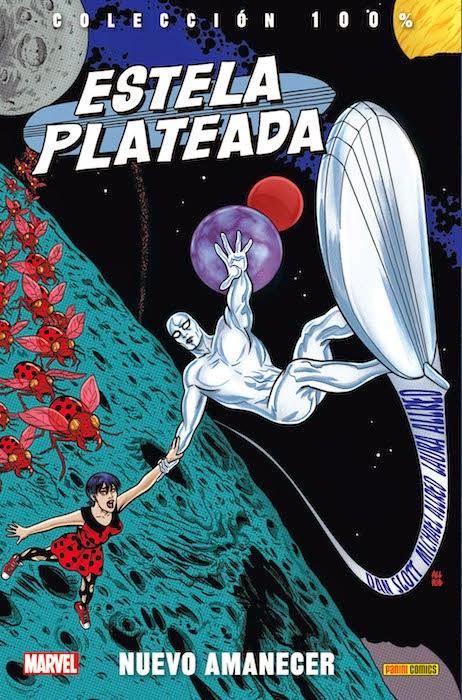 Estela Plateada - Dan Slott - Michael Allred - Laura Allred